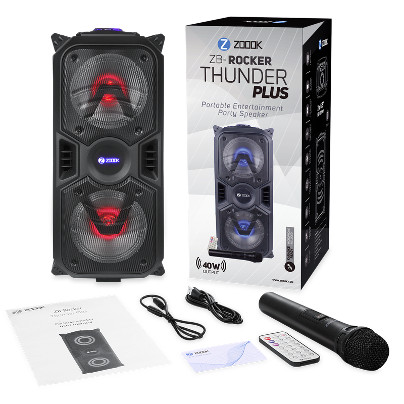 Rocker Thunder Plus