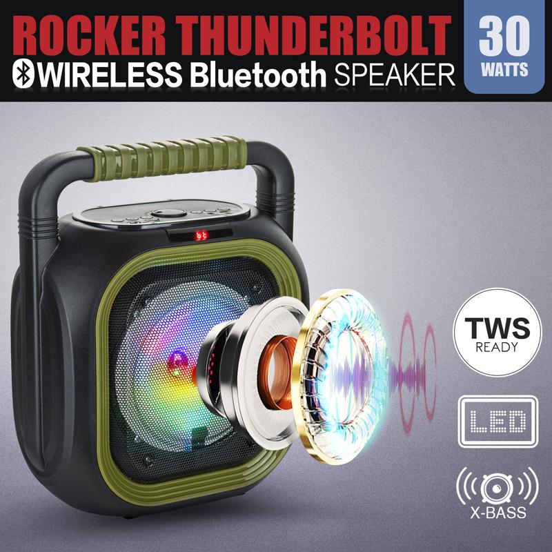 Rocker Thunder Bolt