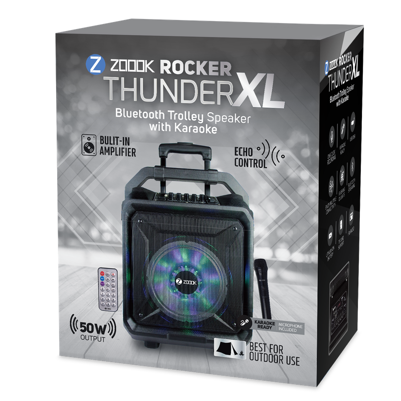 ROCKER THUNDER XL