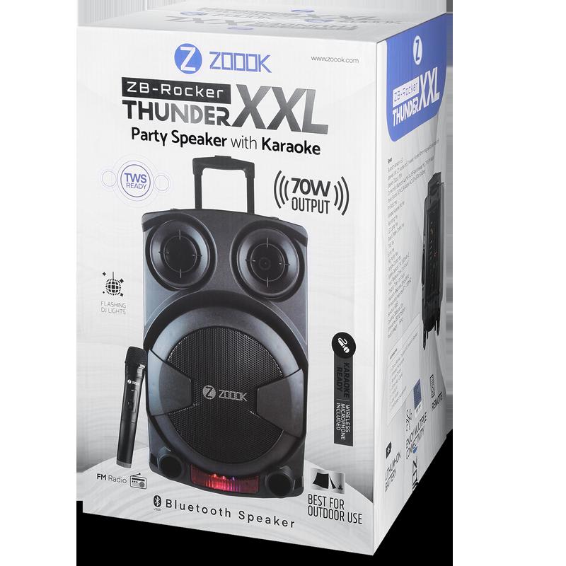 Zoook Rocker Thunder XXL